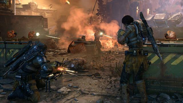 Llega Gears of War 4 - The Soundtrack
