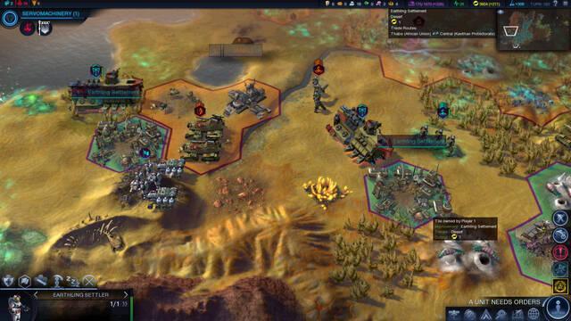 Sid Meier's Civilization: Beyond Earth ya tiene demo