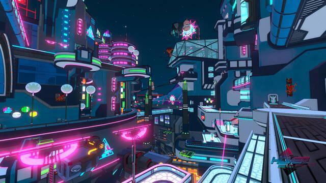 Nuevas imágenes de Hover: Revolt of Gamers