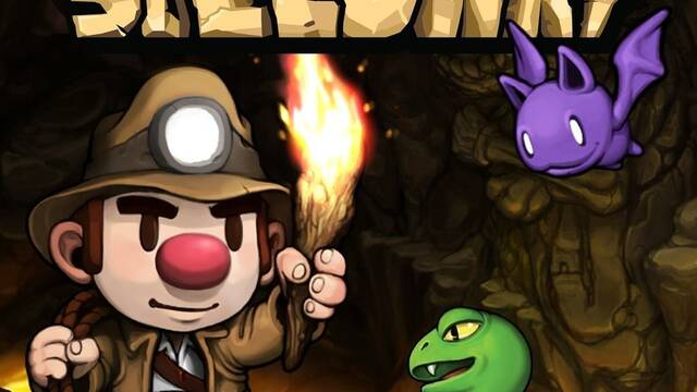 Un documental explora los orígenes del juego independiente Spelunky