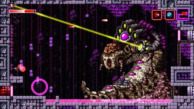 La eShop europea lista Axiom Verge de Switch para el 5 de octubre