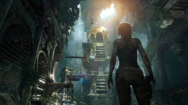 Rise of the Tomb Raider contará con tres modos de visualización en PS4 Pro