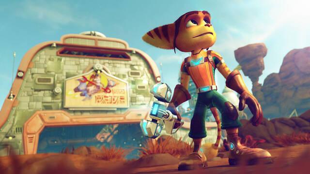 Comparan en vídeo la entrega original de Ratchet & Clank con su nuevo juego para PS4