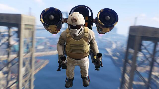 Ya disponible The Doomsday Heist en Grand Theft Auto Online