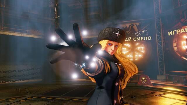 Kolin muestra sus habilidades en un nuevo vídeo de Street Fighter V