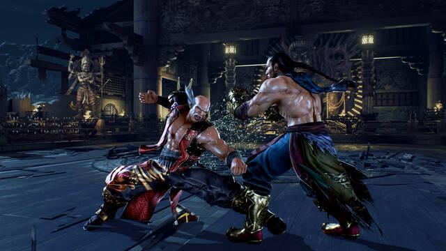 Tekken 7 es el juego más vendido la última semana en Reino Unido