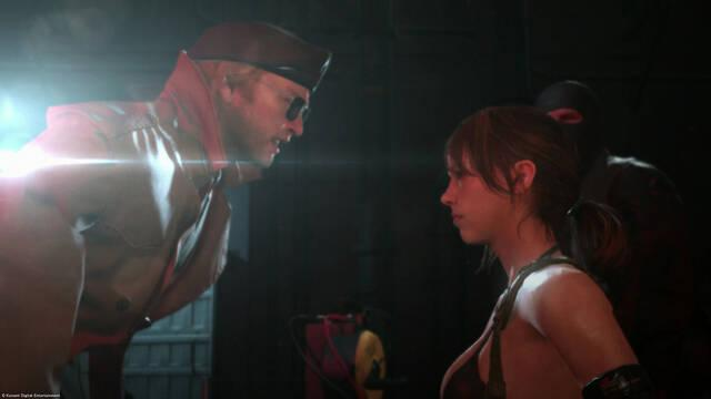 Metal Gear Solid V: The Phantom Pain se muestra en imágenes