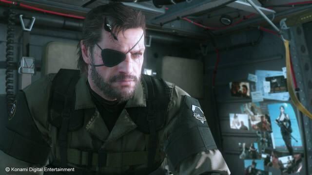 Metal Gear Solid V sufre problemas con sus servidores