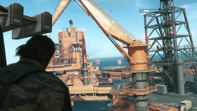 Metal Gear Solid V: The Phantom Pain muestra su tráiler de la Gamescom 2015