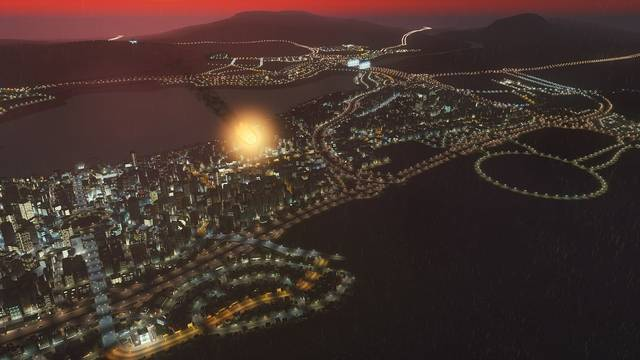 Los desastres naturales llegan a Cities: Skylines