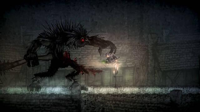 La versión de PS Vita de Salt and Sanctuary llegará el 28 de marzo