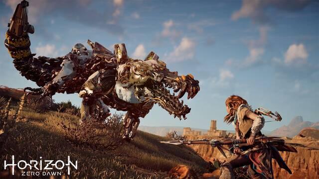 Horizon: Zero Dawn muestra la evolución de las máquinas en vídeo