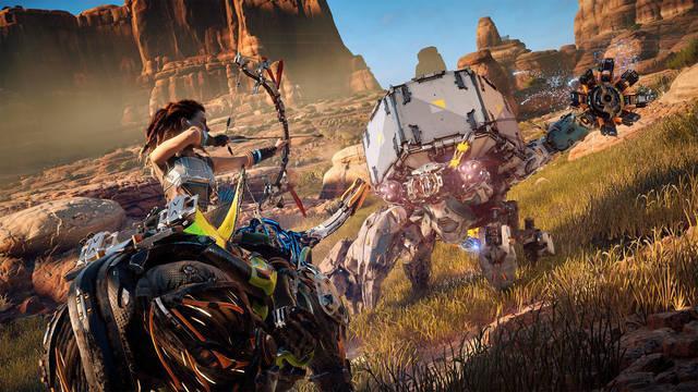 Horizon es lo más vendido en PlayStation Store en marzo