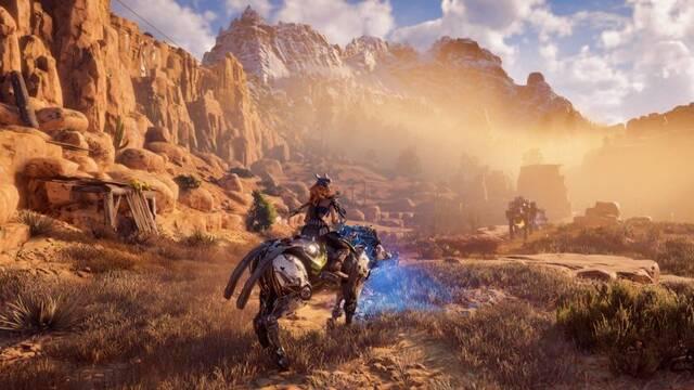 Comparan los detalles gráficos de Horizon Zero Dawn y Assassin's Creed Origins