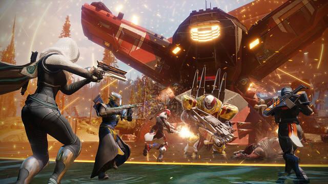 Destiny 2 aprovechará la potencia de PS4 Pro y Xbox One X