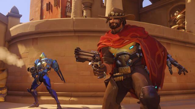 Blizzard no descarta un editor de mapas para Overwatch