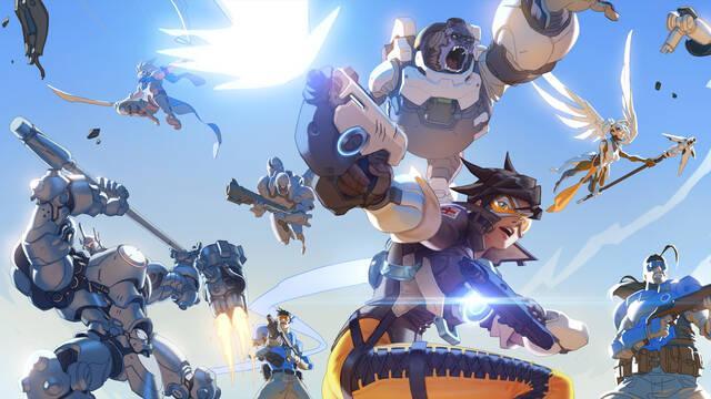 Un jugador logra el nivel 4000 en Overwatch tras jugar con todos los héroes