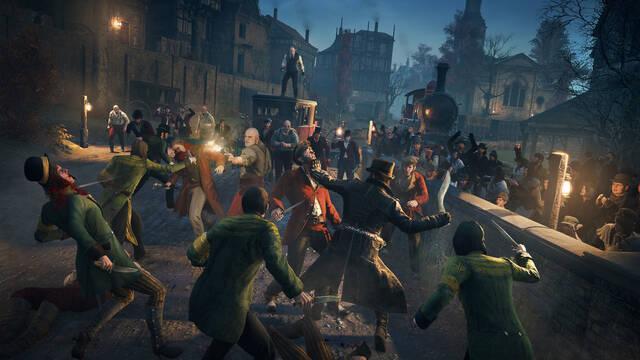 La saga Assassin's Creed ha vendido ya más de 95 millones de unidades en todo el mundo