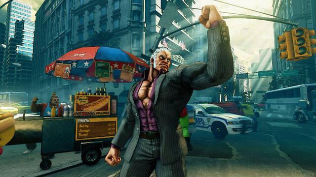 Urien ya est� disponible en Street Fighter V