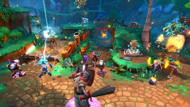 El estudio de Dungeon Defenders II evaluará lanzarlo en Nintendo Switch