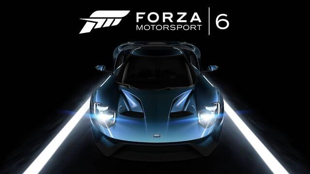 Microsoft anuncia Forza Motorsport 6