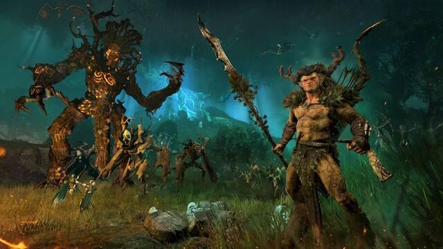 Total War: Warhammer enseña a los Elfos Silvanos en combate a través de un nuevo vídeo