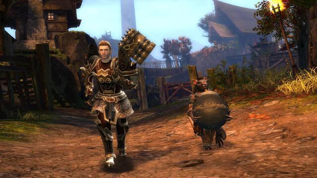 Guild Wars 2 se convierte en un juego gratuito a la espera de su expansión
