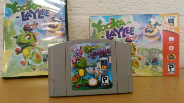 La edición de lujo de Yooka-Laylee para PC es un guiño a Nintendo 64