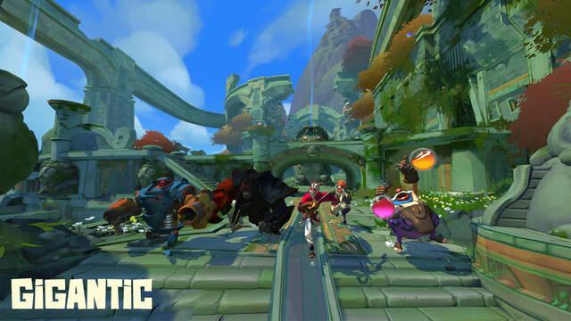 Gigantic dará comienzo a su beta abierta en Xbox One y Windows 10 el 8 de diciembre