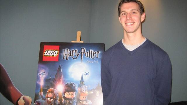 Warner presenta Lego Harry Potter en España
