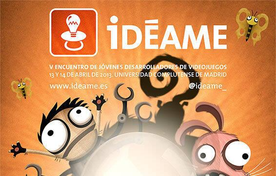 Los creadores de Little Inferno diseñan el cartel alternativo de iDÉAME