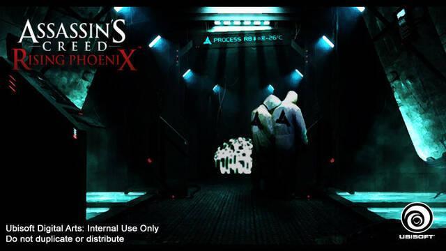 Se filtra una nueva imagen de Assassin's Creed: Rising Phoenix