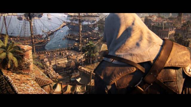 Primer tráiler de Assassin's Creed IV: Black Flag