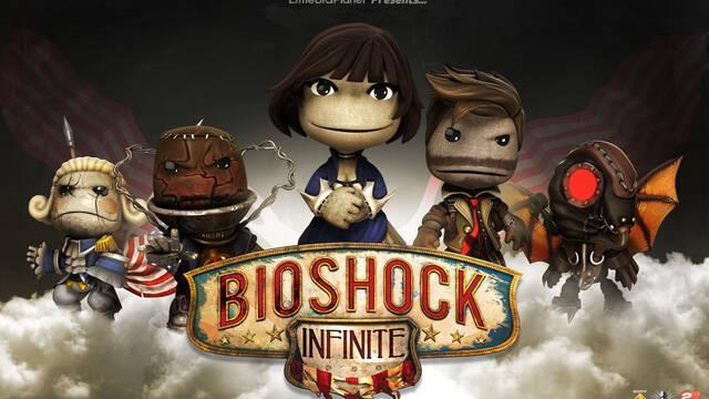 El BioShock Infinite Costume Pack llega a LittleBigPlanet la próxima semana