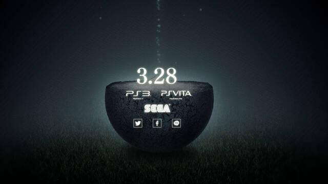 La página con el próximo anuncio de Sega continúa cambiando