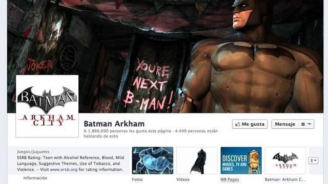 El anuncio del nuevo Batman: Arkham podría estar cerca