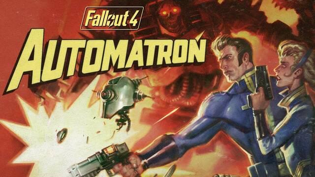 El primer DLC para Fallout 4, Automatron, llegará el 22 de marzo