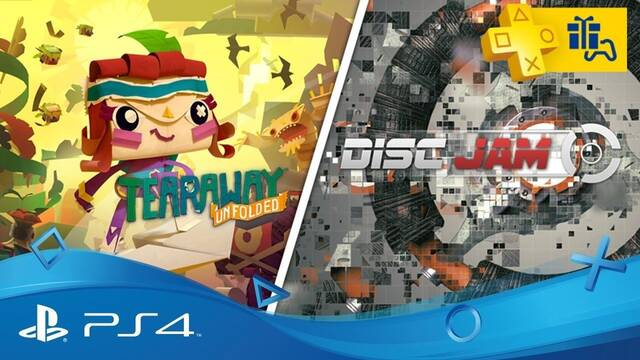 Ya están disponibles los juegos gratuitos de PS Plus para marzo