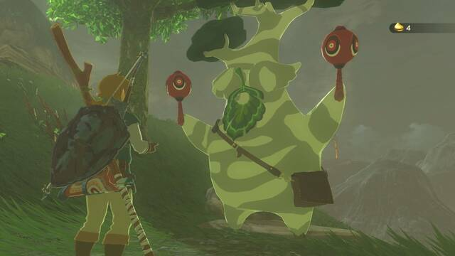 Consiguen todas la semillas de kolog en el nuevo Zelda y reciben una extraña recompensa