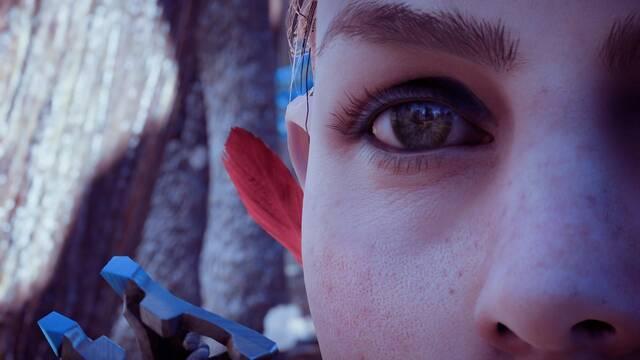 El mundo de Horizon: Zero Dawn en los ojos de Aloy