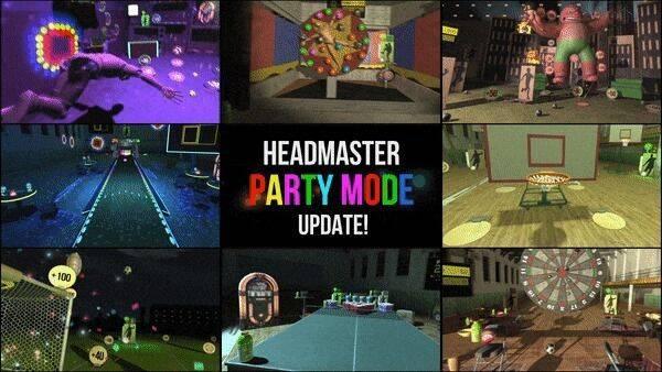 Headmaster de PS VR amplía sus modos multijugador con una actualización