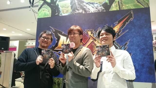 Capcom podría llevar la saga Monster Hunter a Nintendo Switch