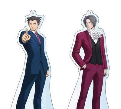 Capcom anuncia el merchandising de los 15 años de Phoenix Wright: Ace Attorney