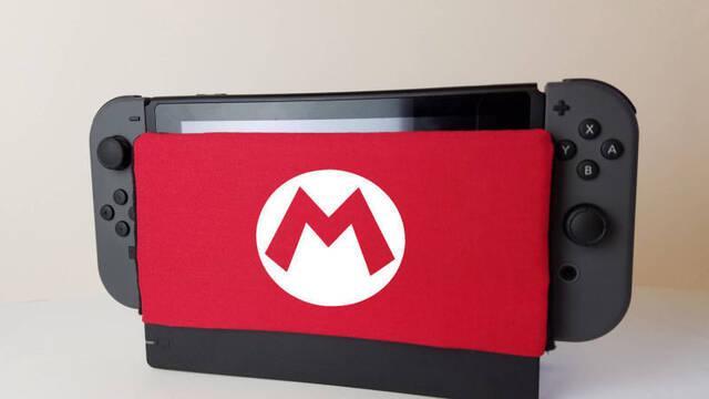 Diseñan nuevos protectores caseros para Nintendo Switch