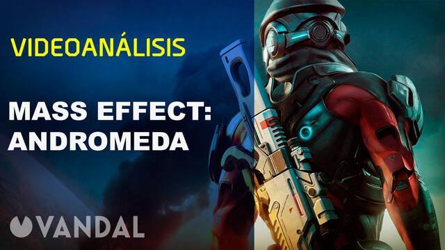 Vandal TV: Videoanálisis Mass Effect: Andromeda