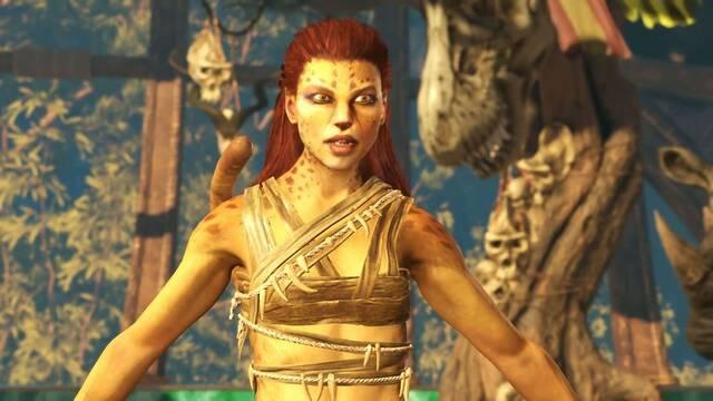 Injustice 2 presenta a Cheetah como nuevo personaje seleccionable