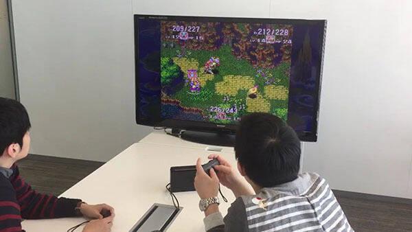 Square Enix muestra Seiken Densetsu 3 funcionando en Switch