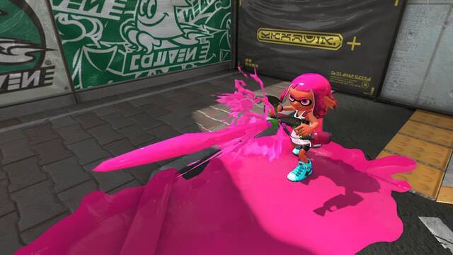 Estas son las cuatro armas disponibles en la Prueba Global de Splatoon 2