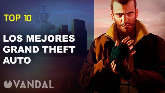 Vandal TV: Top 10 Los mejores Grand Theft Auto