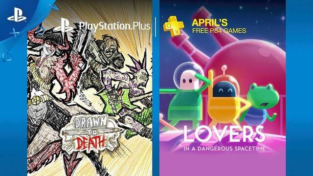 Ya disponibles los juegos de PS Plus de abril de 2017